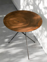 tripode side table
